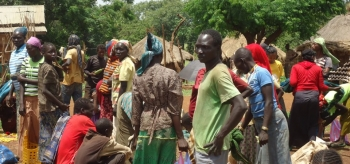 Gumuz civilians living in the border area between Benishangul and Oromia