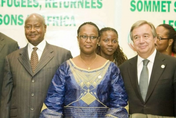African Union Summit in Kampala, Uganda