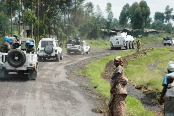 Monusco Operations in ebola outbreak territories
