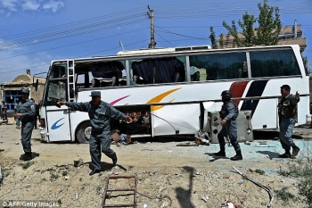 Taliban Insurgents Killed and Kidnapped Passengers after Seizing Buses