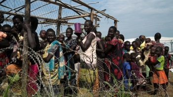 More than one million people have fled South Sudan since the conflict erupted in December 2013