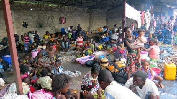 The number of Congolese displaced persons is worryingly growing due to the bloody conflict in Kasai.