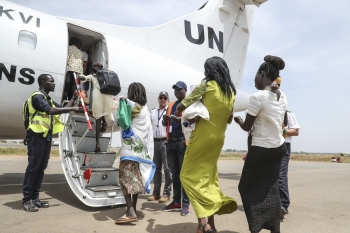 IDPs Return to Malakal after Years in Juba POC Site