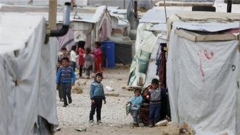 UNICEF says 45% of child refugees are from Syria or Afghanistan