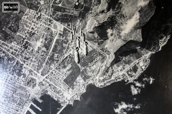 22 March 1943 - bombings on Palermo - National Archives of the Royal Airforce, Museum of London.