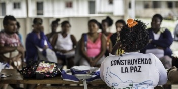 Violence-driven Internally displaced people in Colombia