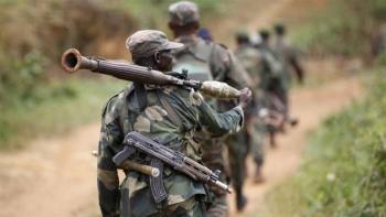 Last year, the DRC army launched a campaign against the fighter group