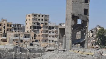 The effects of explosive weapons on North-eastern Syria