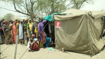 Almost half of Diffa population is in need of humanitarian help.