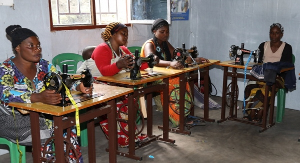 Women regain trust after abuse and learn how to improve their livelihoods