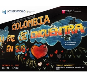 The Forgotten Crises: Colombia