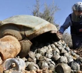 La Convenzione per le Bombe a Grappolo: i primi dieci anni