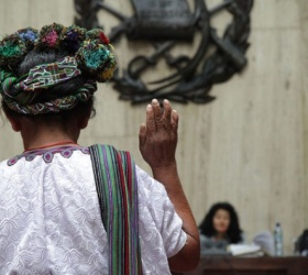 The Journey to Justice for the Guatemalan Genocide Trial