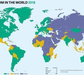 Democrazia nel 2017: crisi dei diritti politici e delle libertà civili