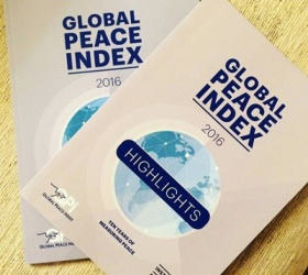 Il rapporto annuale del Global Peace Index 2016
