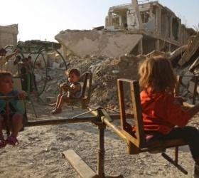 """I bambini pagano """"il prezzo più alto"""" nelle attuali crisi nazionali"""
