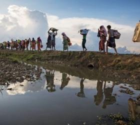 The drama of the Rohingya