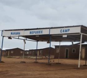Una giornata al campo rifugiati di Mahama
