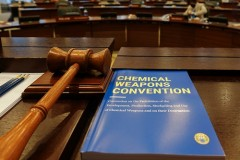 The Chemical Weapons Convention (CWC) Treaty