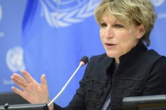 UN special rapporteur on extrajudicial, summary and arbitrary killings, Agnès Callamard