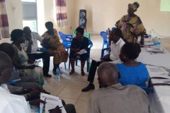 Joint work planning workshop for the Recovery and Resilient Partnership in Torit, South Sudan